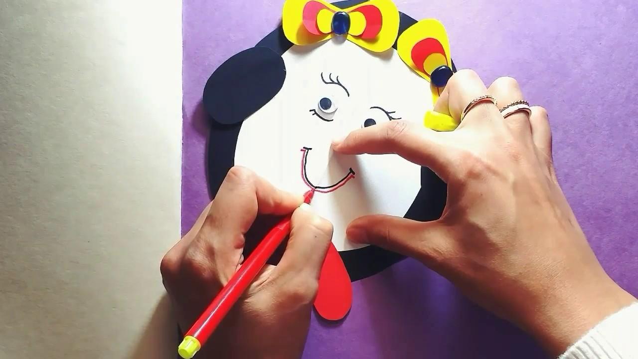 صورة اعمال فنية للاطفال , ابداع الاطفال الفنية