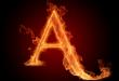 صورة صور لحرف a , اروع كلمات لحرف a