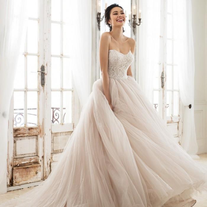 صورة فستان الزفاف الابيض , ماهو فستان الزفاف الابيض
