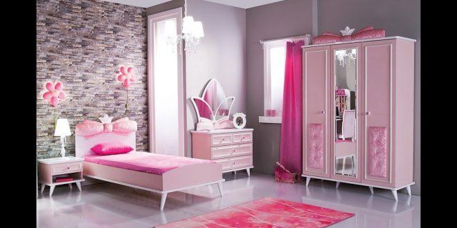 صورة غرف نوم للصبايا , اجمل غرف نوم للصبايا
