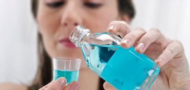 صورة فوائد غسول الفم , لن تتجاهلي استخدامه بعد الان
