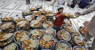 صورة الاكل في المسجد في المنام , جلب الطعام في دور العبادة