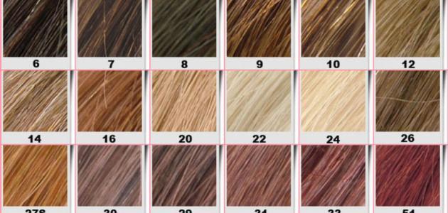 صورة خلط صبغات الشعر , لوني شعرك في المنزل