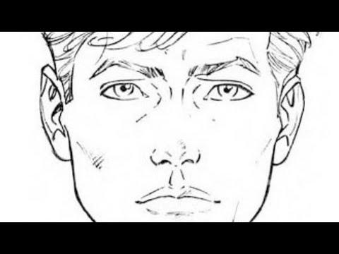 صورة طريقة رسم الانسان , اتعلم الرسم باحترافية