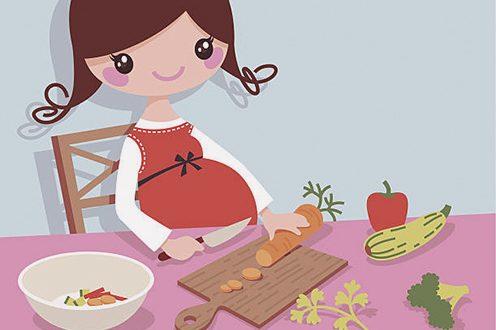 صورة نظام غذائي للحامل , ماهو النظام الغذائي الصحيح للحوامل