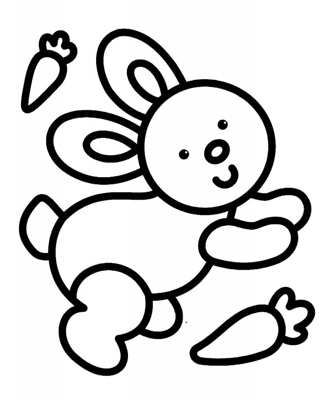 صورة رسومات للتلوين لاطفال الروضة , احلي رسومات تلوين للاطفال الصغار