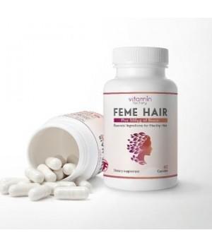 صورة حبوب feme hair , ماهي حبوب فيم هير
