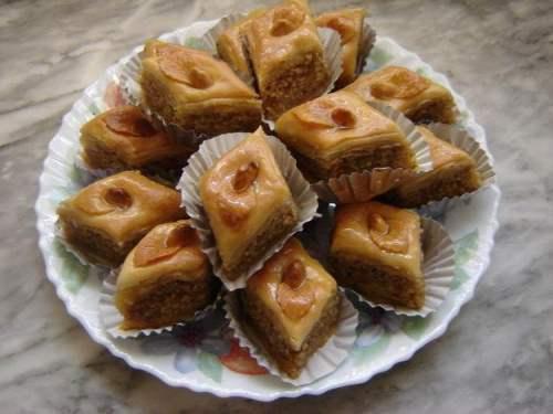 صورة من الحلويات 6 حروف , حلويات مكونه من 6 حروف
