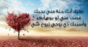 صورة اجمل رسائل الحب والغرام القصيرة , رسائل الحب القصيره