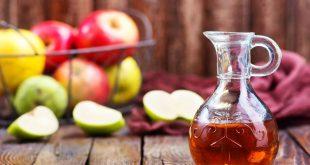 صورة فوائد خل التفاح للبشرة الدهنية , لخل التفاح فوائد عديده لبشره