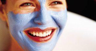 صورة ماسك النيلة الزرقاء للوجه , النيله الزرقاء للتبيض وفوائدها