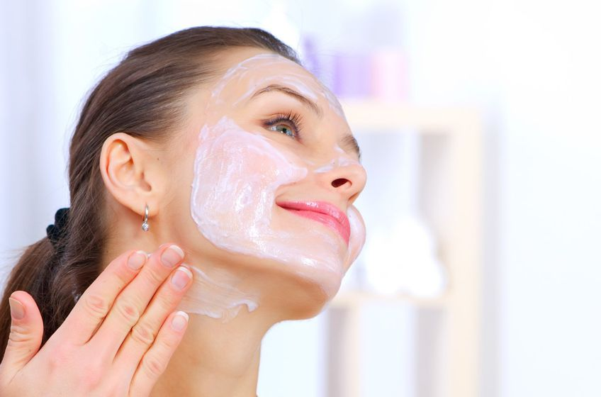 صورة تبيض الوجه في يوم واحد , افضل الطرق لتبيض الوجه