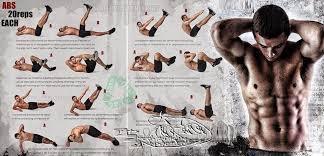 صورة تمارين كمال اجسام بالصور , اكثر التمارين لكمال لاجسام 4023 8