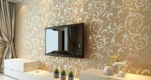 صورة اشكال ورق الحائط , اجمل اشكال ورق الحائط المميزه