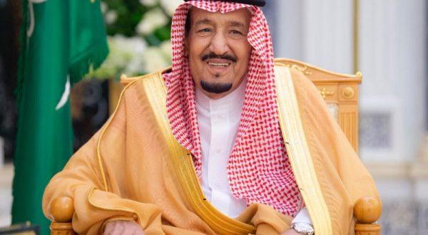 صورة كلمة الملك سلمان , حاكم المملكة السعودية