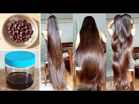 صورة وصفة هندية لتطويل الشعر في يوم واحد , طولي شعرك زي روبينزل
