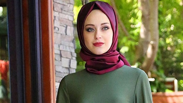 صورة اجمل الصور بنات مصر محجبات , احدث لفات الحجاب