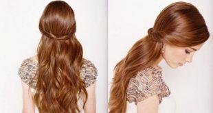 صورة تسريحات حلوه وسهله , غيري من تسريحات شعرك