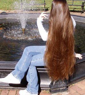 صورة وصفات سهلة لتطويل الشعر , خلطه طبيعية للتظويل الشعر