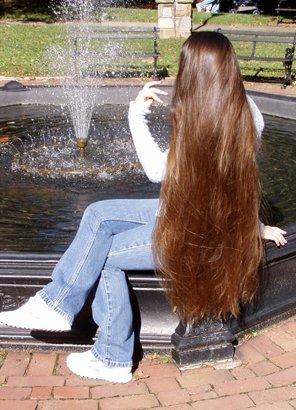 وصفات سهلة لتطويل الشعر , خلطه طبيعية للتظويل الشعر