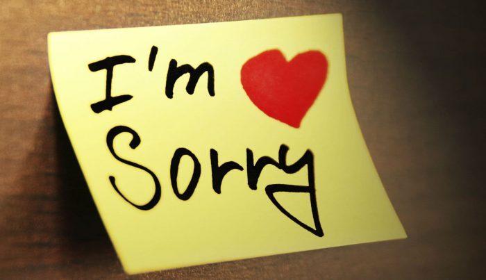 صورة رسالة اعتذار لصديق قصيرة , اعتذر لصديقك فالاعتذار يرفع قدرك 5877 7