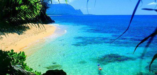 صورة اين تقع جزيرة هاواي , اجمل الجزر السياحية