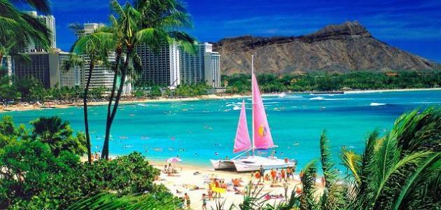 صورة اين تقع جزيرة هاواي , اجمل الجزر السياحية 5905 3