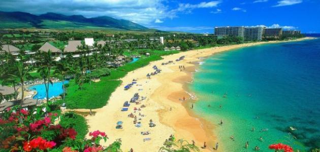 صورة اين تقع جزيرة هاواي , اجمل الجزر السياحية 5905