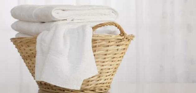 صورة تبييض الملابس البيضاء المصفرة , تخلصي من اصفرار الملابس 5906 1