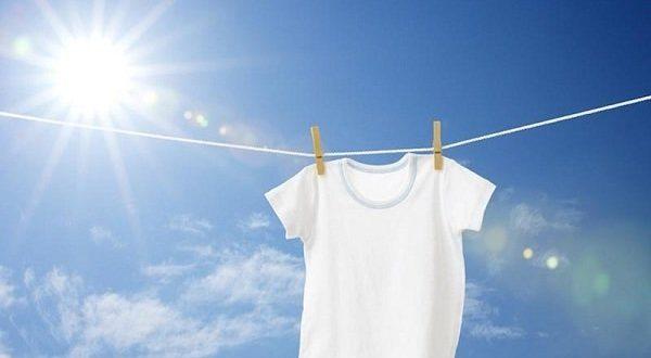 صورة تبييض الملابس البيضاء المصفرة , تخلصي من اصفرار الملابس