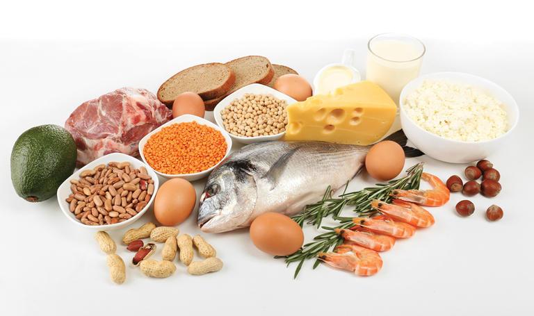 صورة احتياج الجسم من البروتين لا تقصر فيما يتطلبه جسمك
