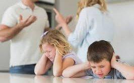 صورة حل المشاكل بين الزوجين , تجنبوا التاثير بالسلب على اطفالكم