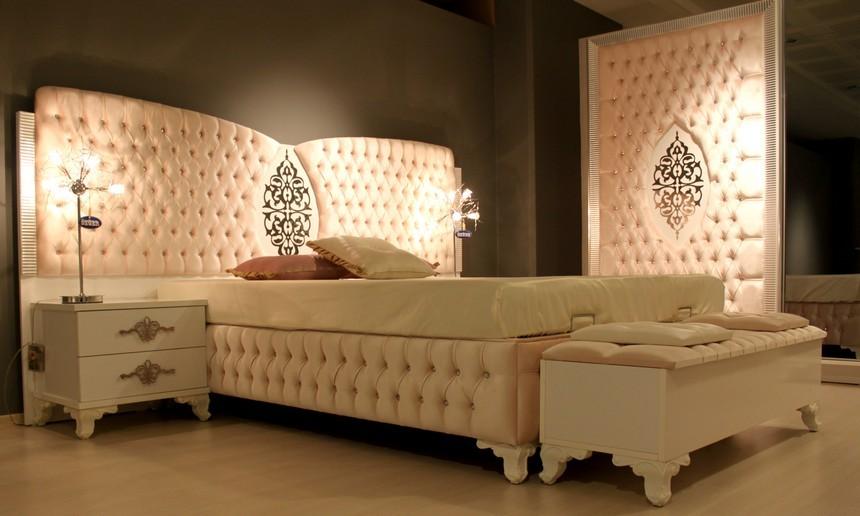 صورة صور غرف نوم تركية , ميزي غرفتك بديكور تركي مودرن