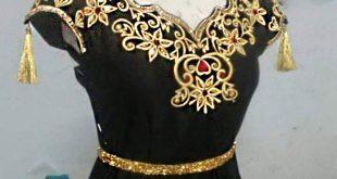 صورة قنادر فيس بوك 2019 , الفساتين على الاستايلات الجزائرية لكل بنوتة