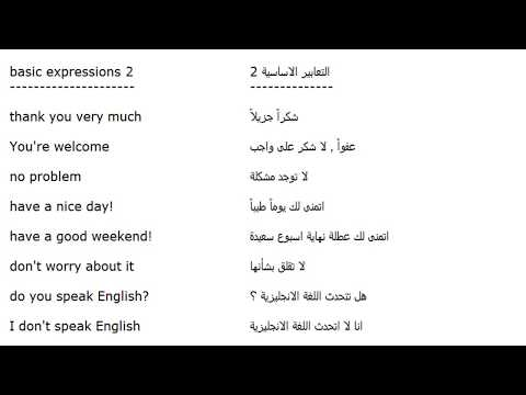 تعلم اللغة الإنجليزية 10 طرق للرد على شكرا باللغة الإنجليزية Youtube