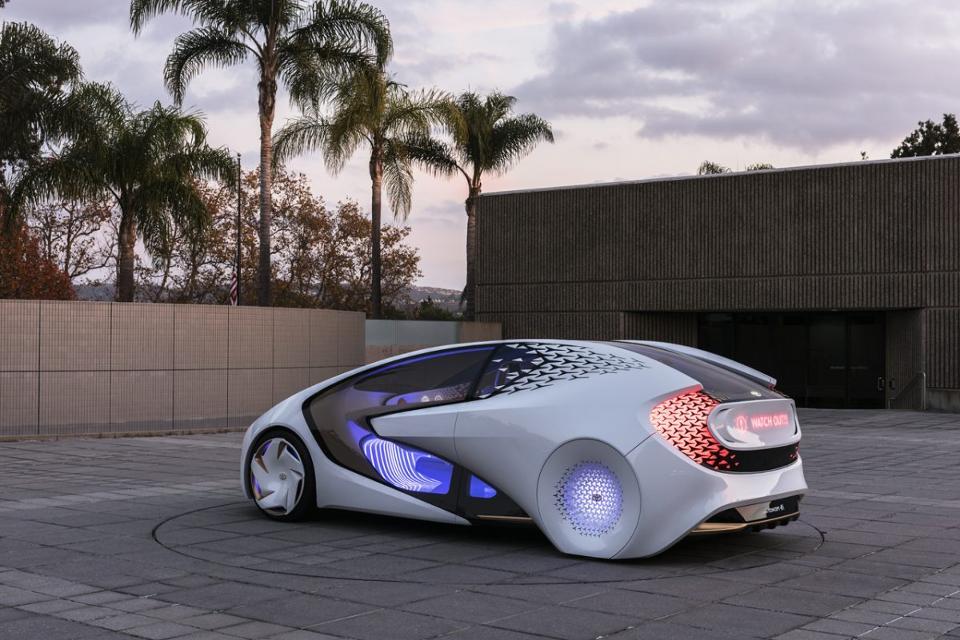 صورة تكنولوجيا السيارات الحديثة , عربيات جديدة تدهشك بتحديها العلمي 1735