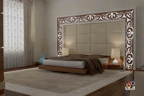 صورة اصباغ غرف النوم , لغرفة نوم ذات الوان مميزة وراقية