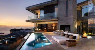 صورة اجمل ديكور منازل في العالم , ديزاينات مودرن لبيوت مميزة