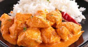 صورة دجاج هندي بالزبادي , خلطة هندية لاطباق دجاج جديدة ومميزة