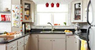 صورة صور لمطابخ صغيره , تصميمات تساعدك لاستغلال مطبخ البسيط