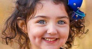 صورة صور بنات صغيره , الملاك الزغنن يسحر عيونك