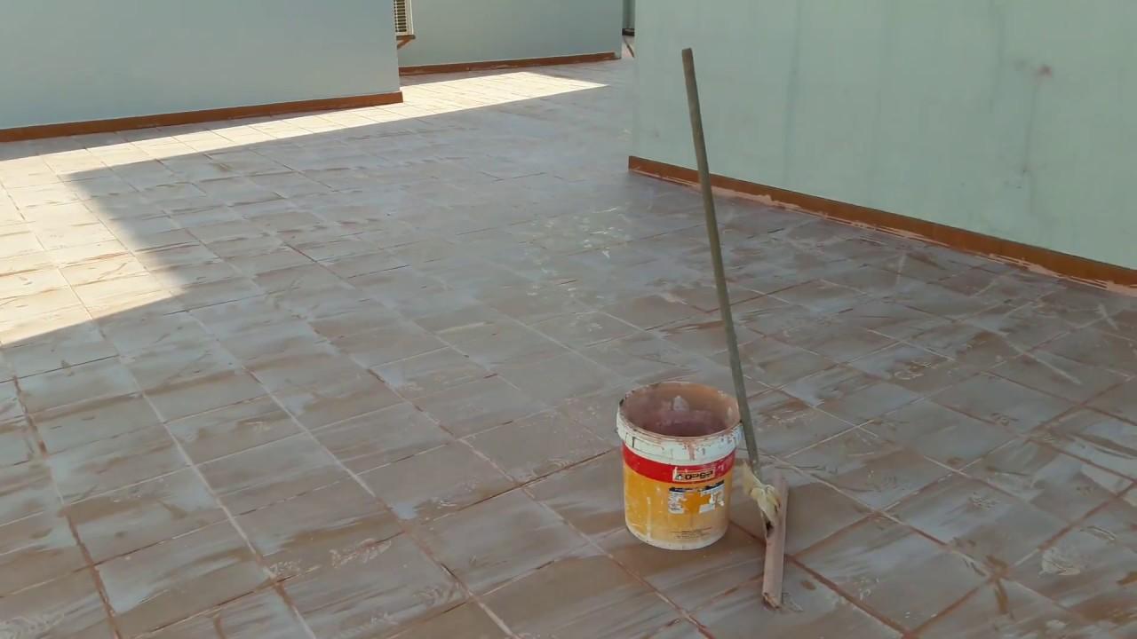 صورة ازالة الاسمنت من البلاط , كيفية تنظيف البلاط من الاسمنت
