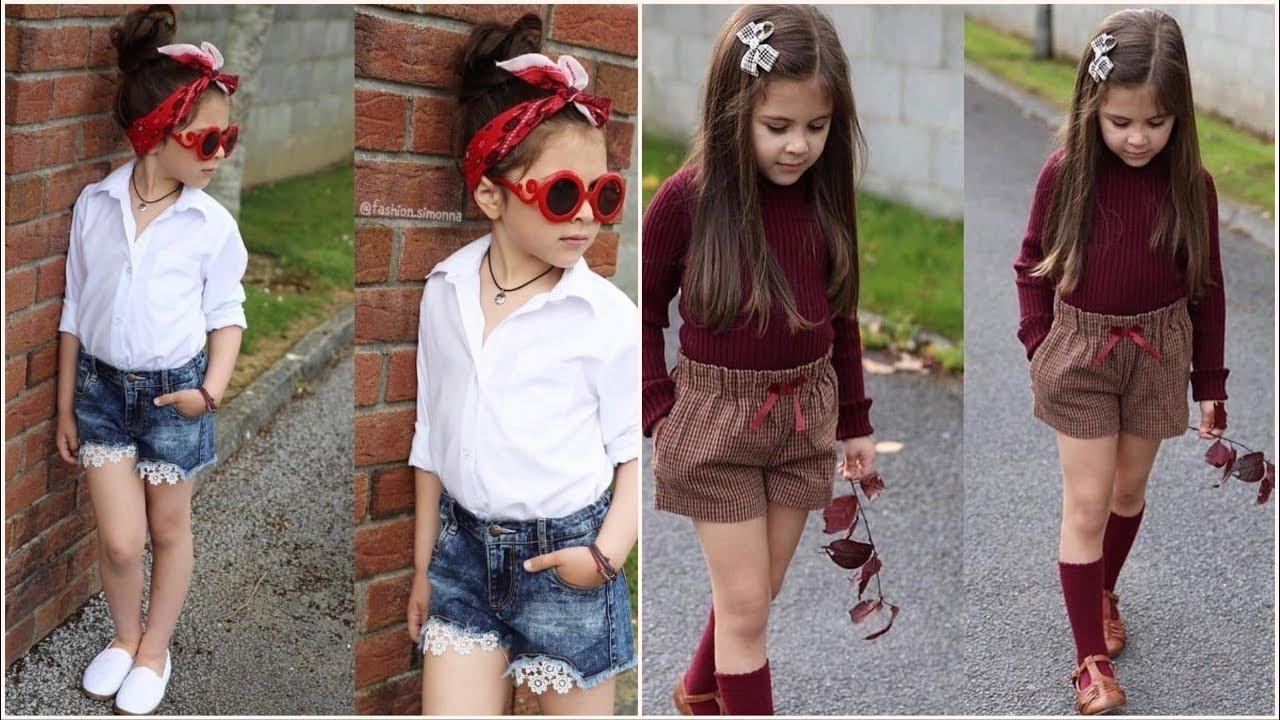 صورة احلى ملابس اطفال بنات , كيف تخلى اطفالك اشيك اطفال
