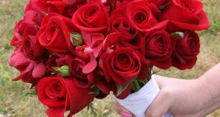 صورة بوكيه ورد شيك , اشيك البوكيهات لارق الورود