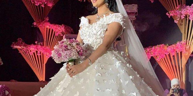 صورة العروس فيس بوك , احلى عروسه على السوشال ميديا