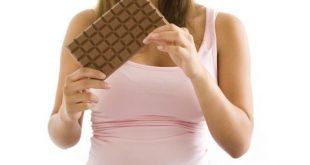 صورة اكل الشوكولاته للحامل , الشوكولاته للحامل وتاثيرها على الحمل