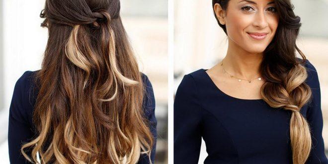 صورة تسريحات شعر نساء , اجمل تسريحات تجعلك ملكه