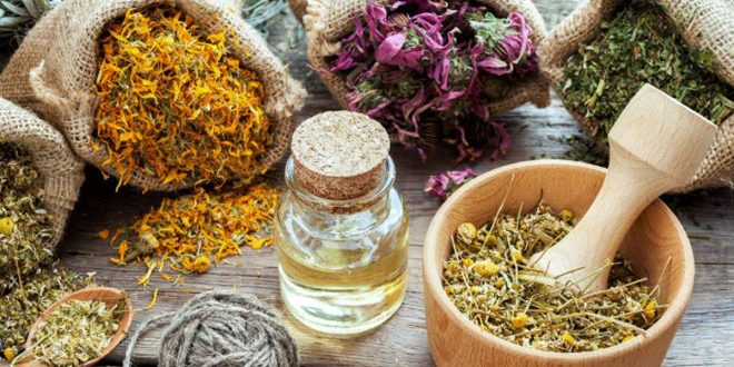 صورة علاج ارتفاع ضغط الدم بالاعشاب , بالاعشاب تتخلصى من اللامك