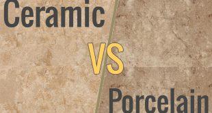 صورة بما يتميز البورسلين واوالسيراميك ,الفرق بين السيراميك والبورسلان